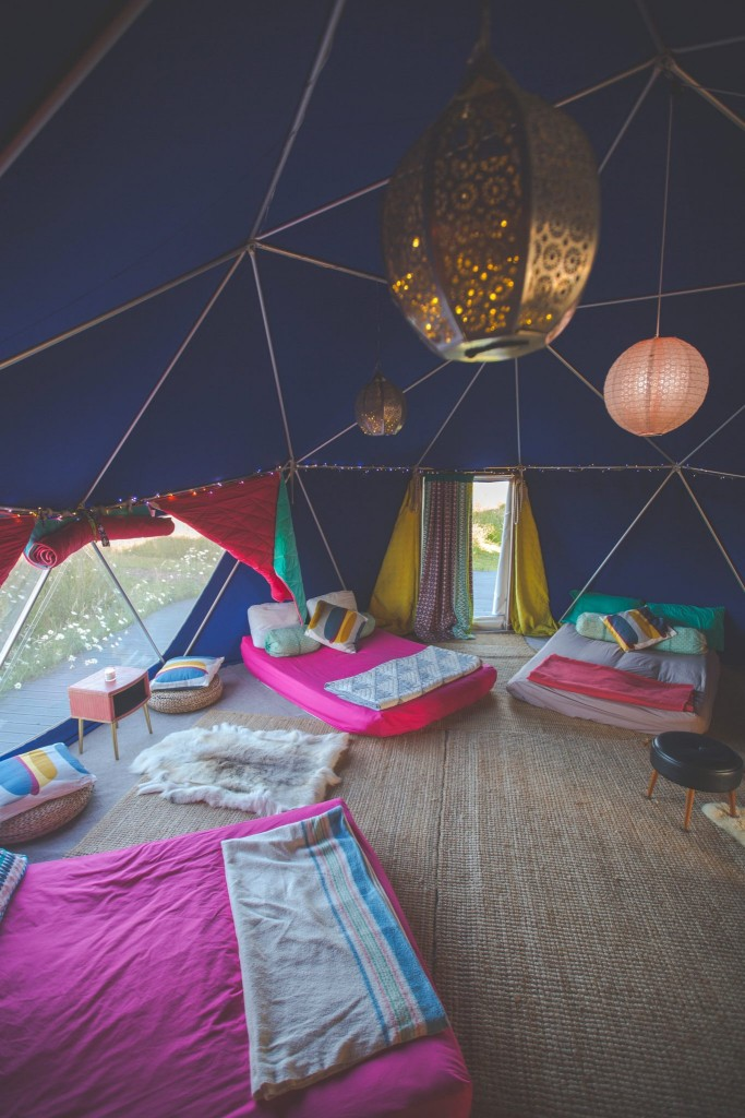 The Oxford Yurt-126