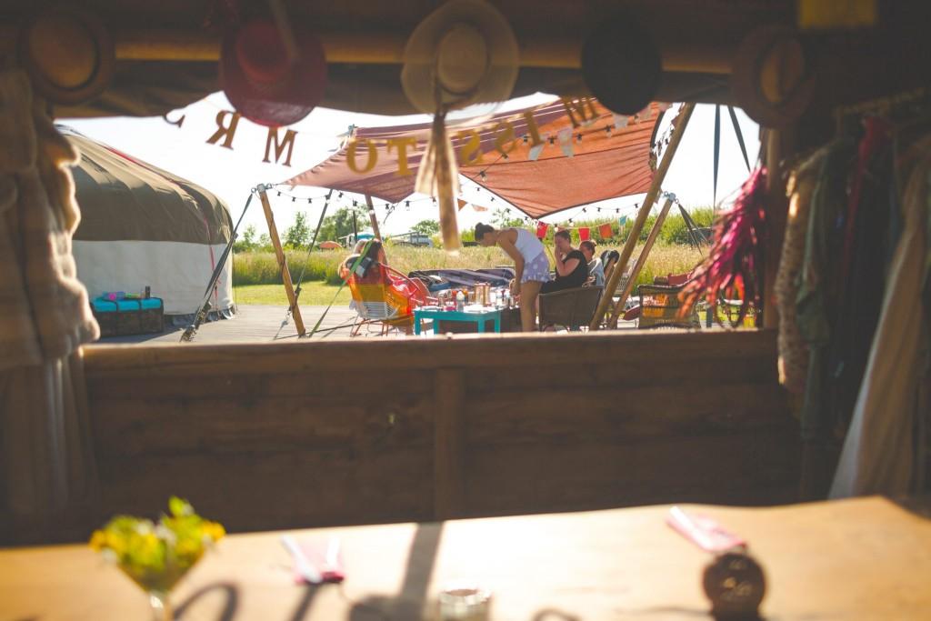 The Oxford Yurt-357