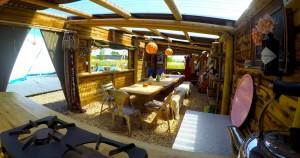 Go pro dome cabin2